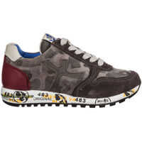 Sneakers Leather Mick Baieti
