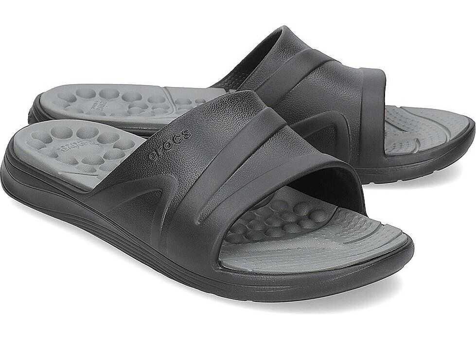 Crocs Reviva Slide Czarny