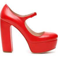 Pantofi cu toc Platform Pumps Femei