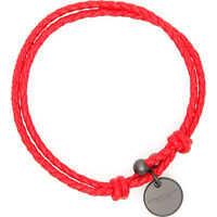 Bratari Unisex Intrecciato Bracelet With Two Knots Barbati