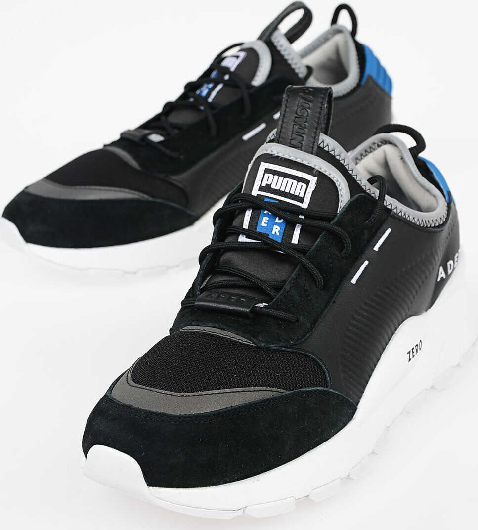 PUMA Fabric ADER ERROR Sneakers BLACK