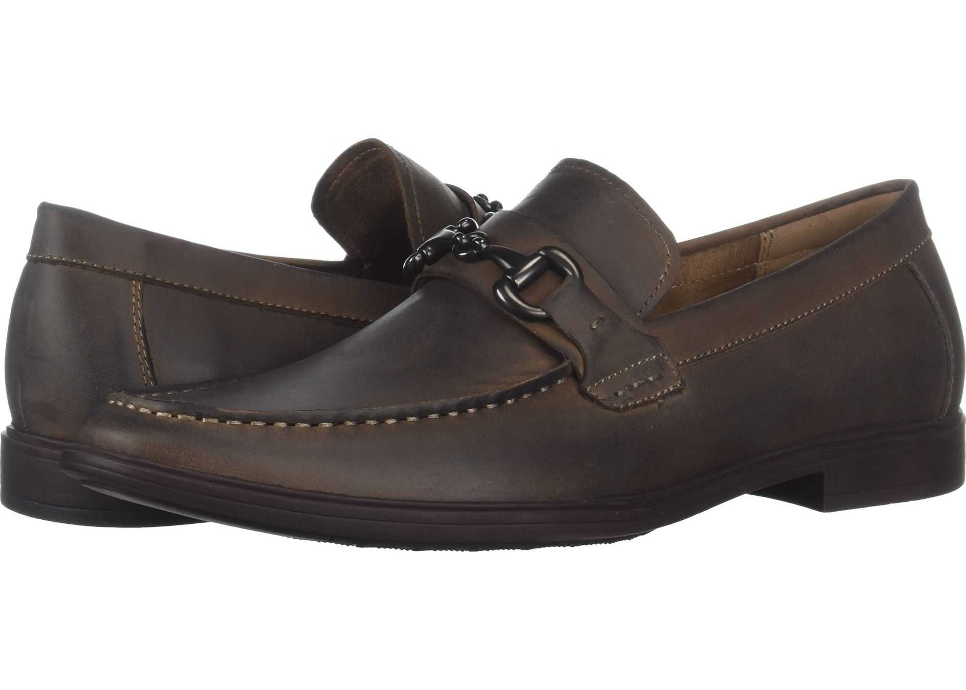 Kenneth Cole Reaction Debate Slip-On Brown