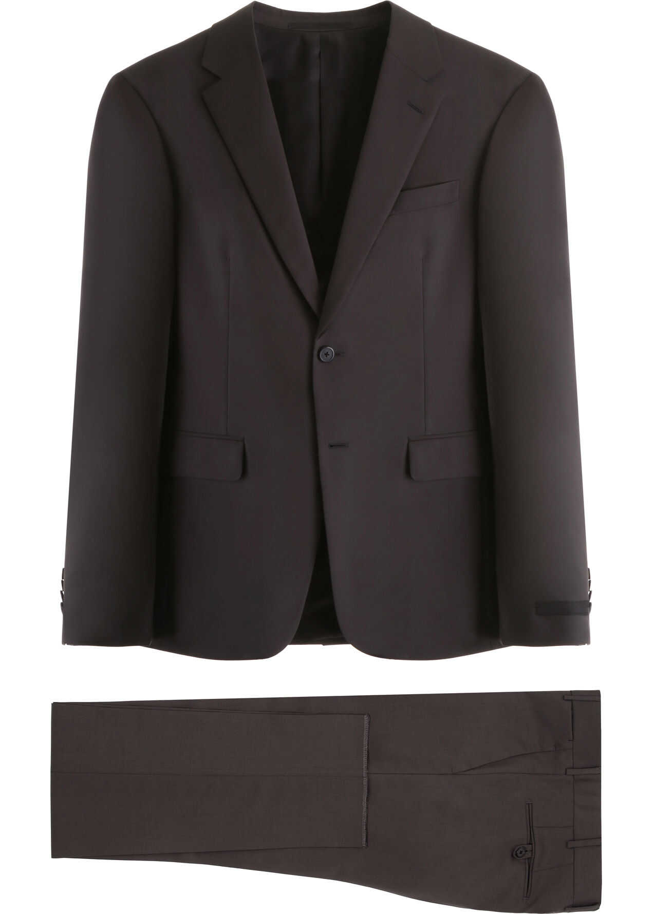 Prada Mohair Wool Suit FERRO