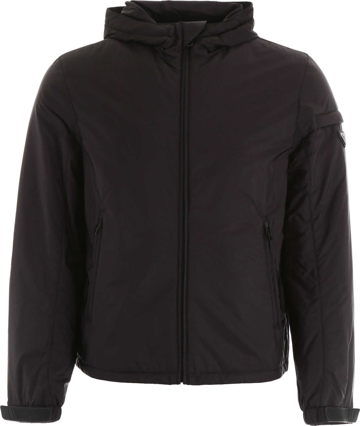 Prada Padded Jacket NERO