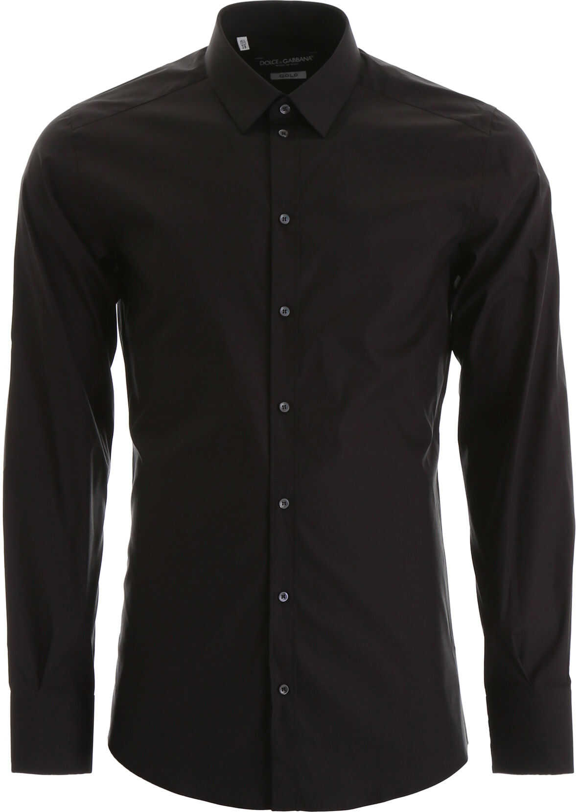 Dolce & Gabbana Gold Fit Shirt NERO