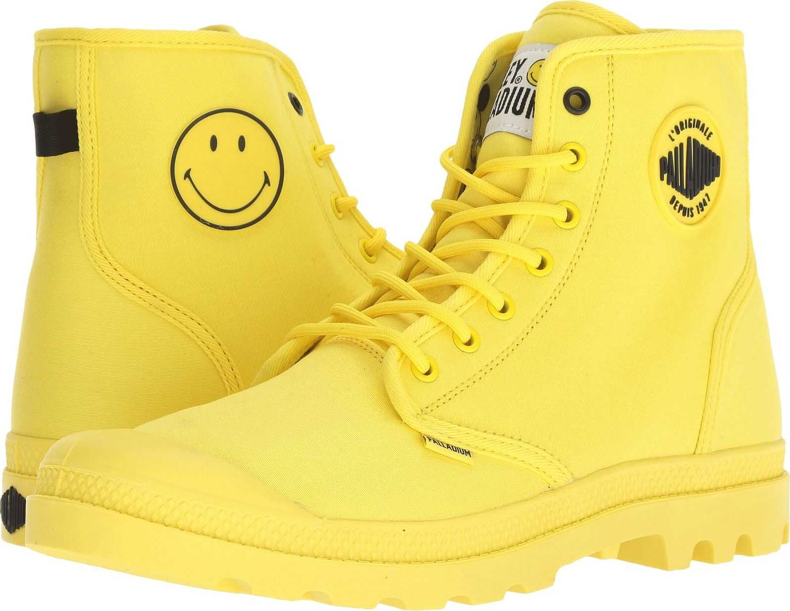 Palladium Pampa Smiley Festbag Blazing Yellow