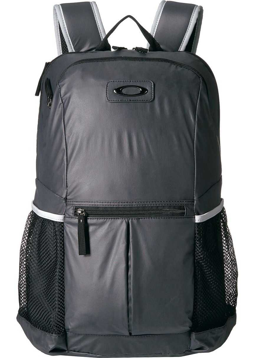 Oakley Performance Coated Backpack Jet Black