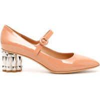 Pantofi cu toc Patent Ortensia Pumps Femei