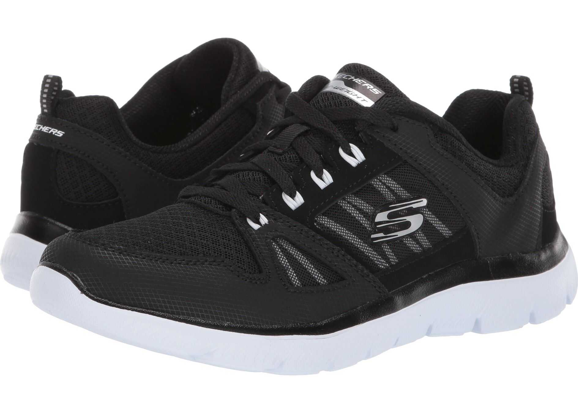 SKECHERS Summit - New World Black/White
