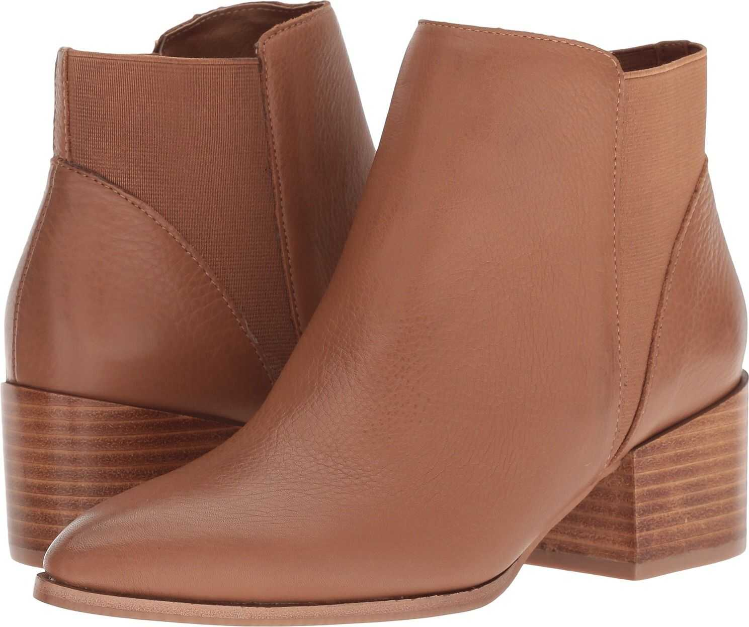 Chinese Laundry Finn Bootie Honey Brown Leather