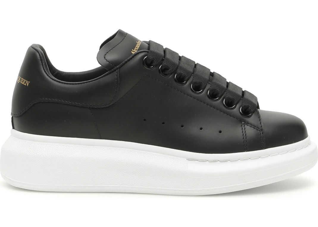 Alexander McQueen Oversized Sneakers BLACK