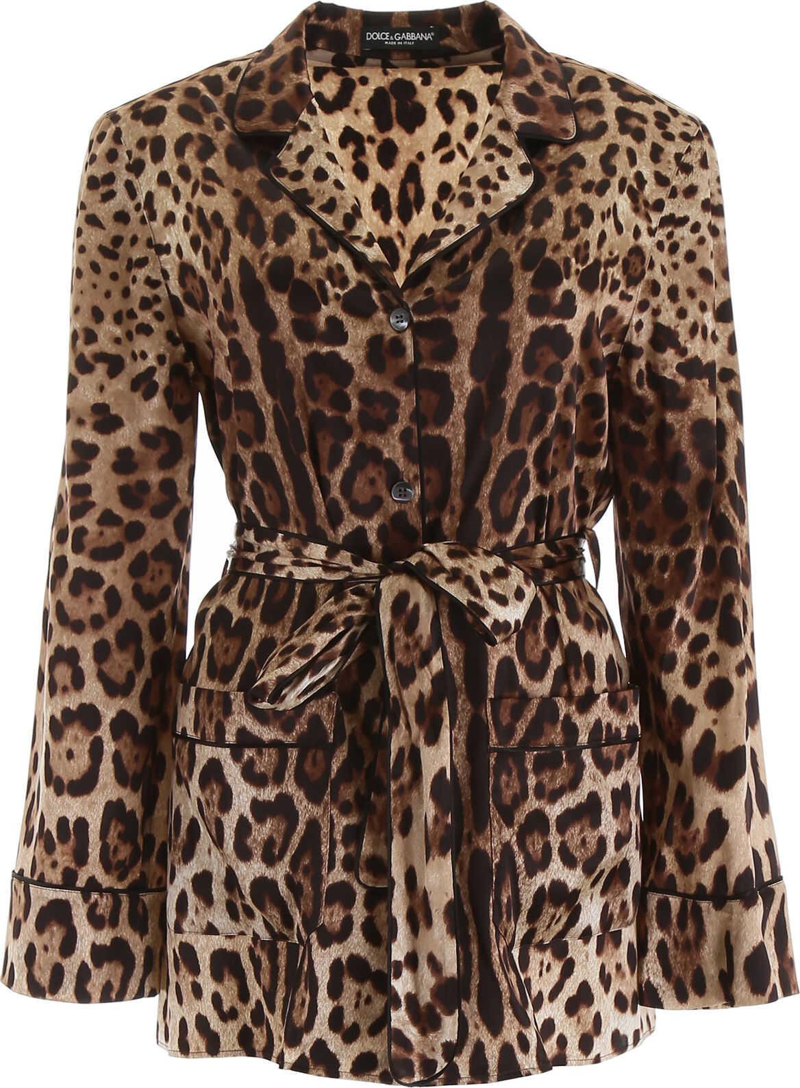 Dolce & Gabbana Pyjama Shirt LEO NEW