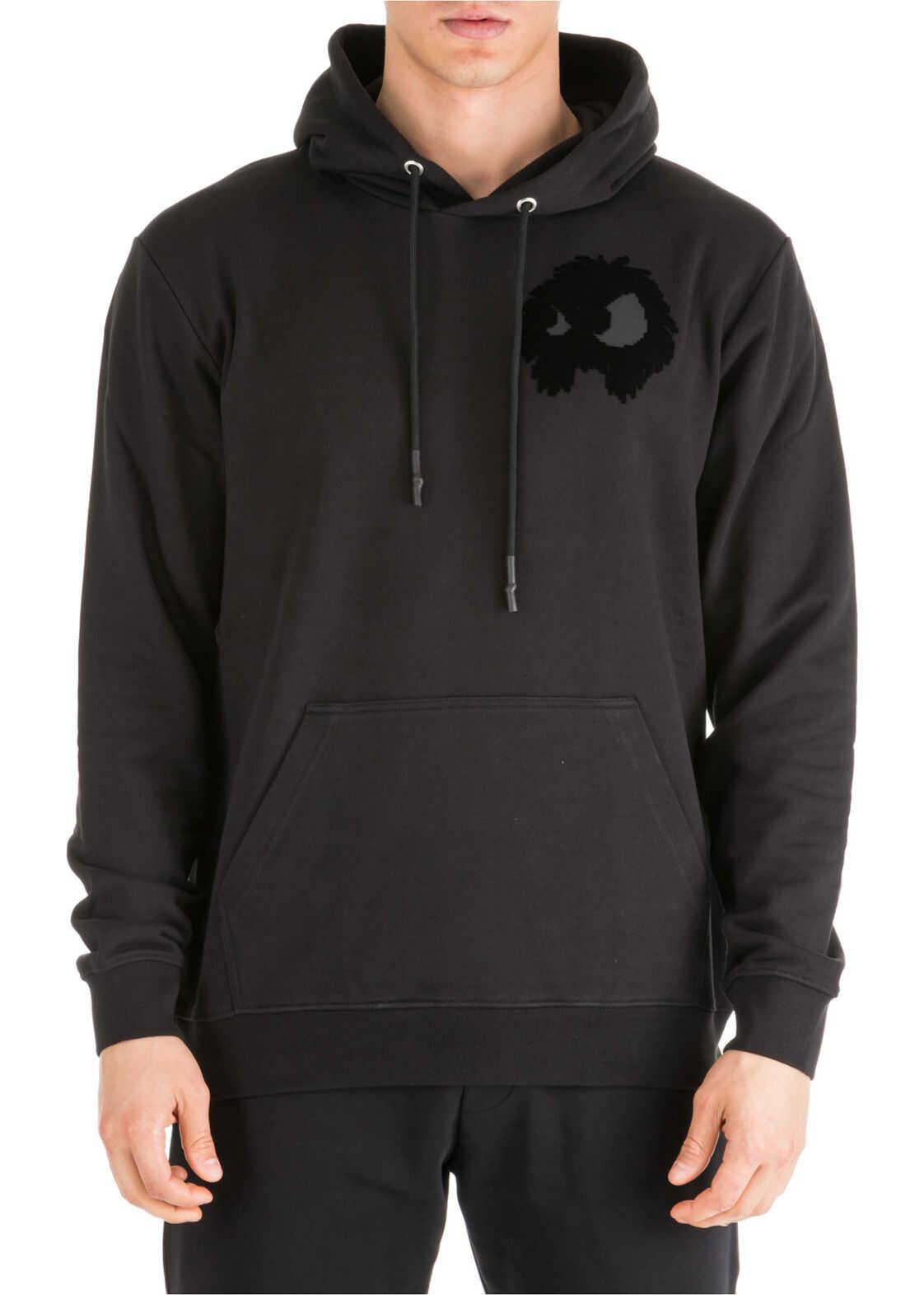 MCQ Alexander McQueen Sweatshirt Sweat Black