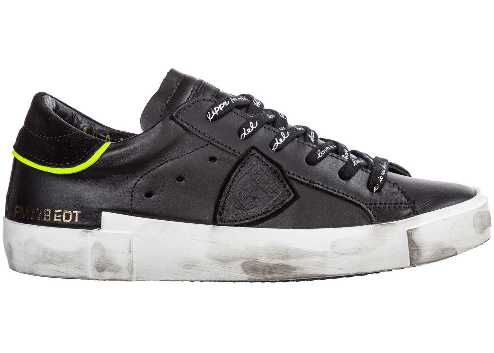 Philippe Model Sneakers Paris Black