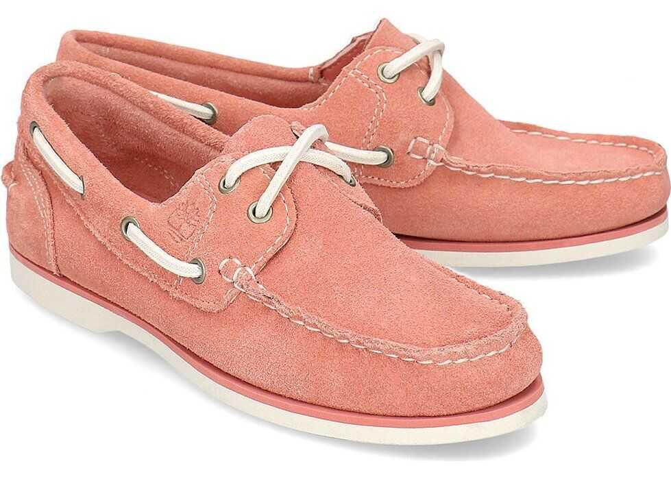 Timberland Boat Shoe Classic Różowy