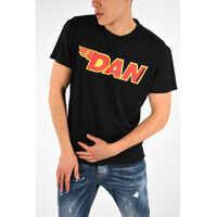 Tricouri T-shirt with DAN Print Barbati