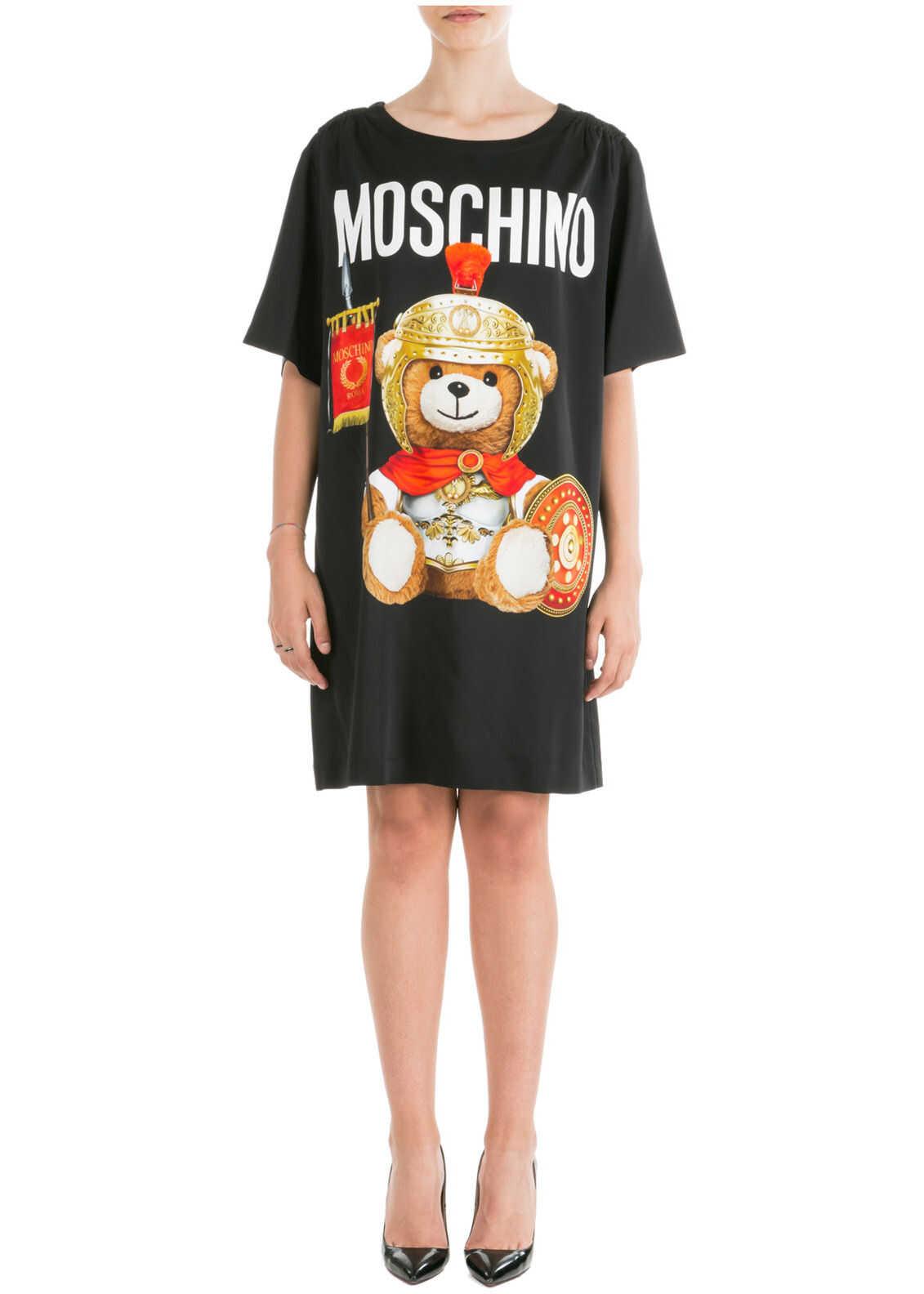 Moschino Teddy Bear Black
