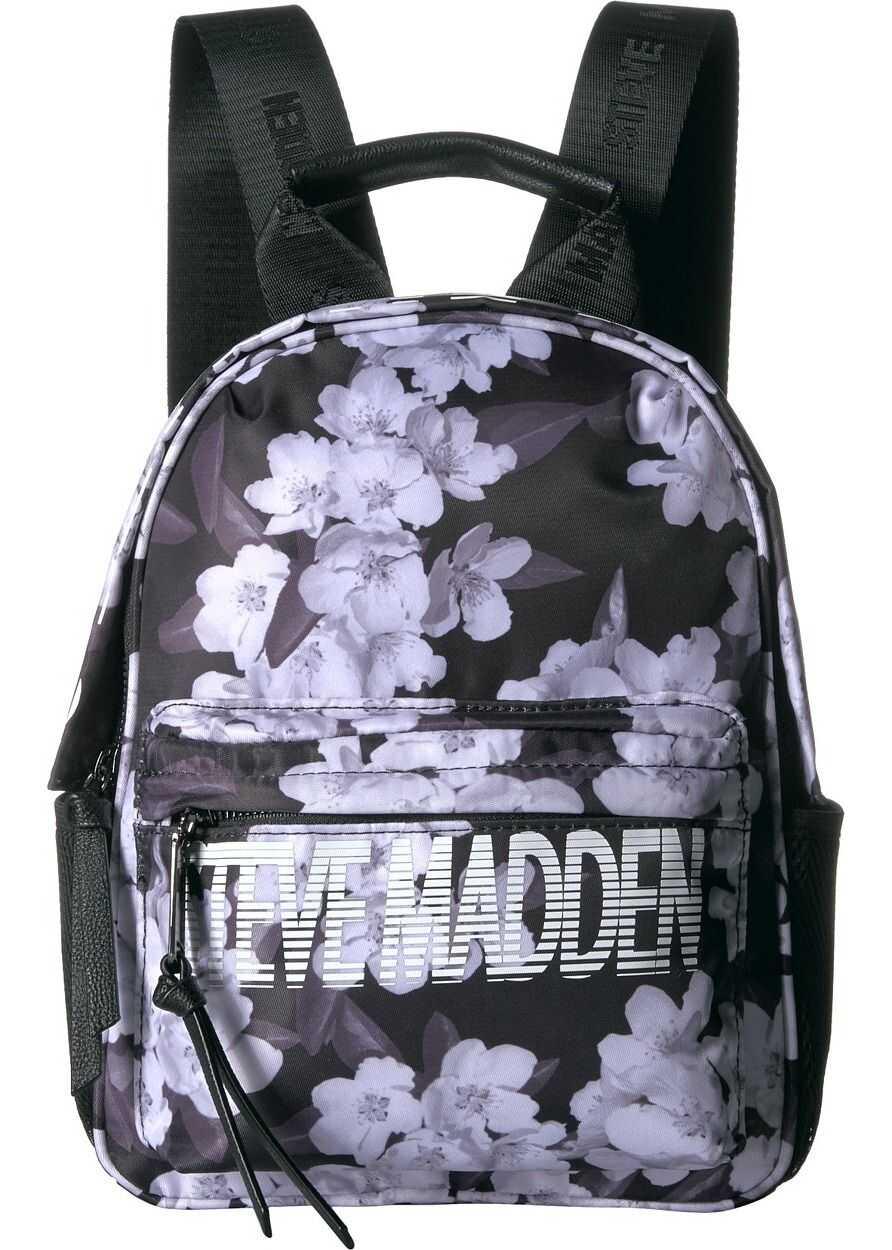 Steve Madden Bminiforce Backpack Black Floral