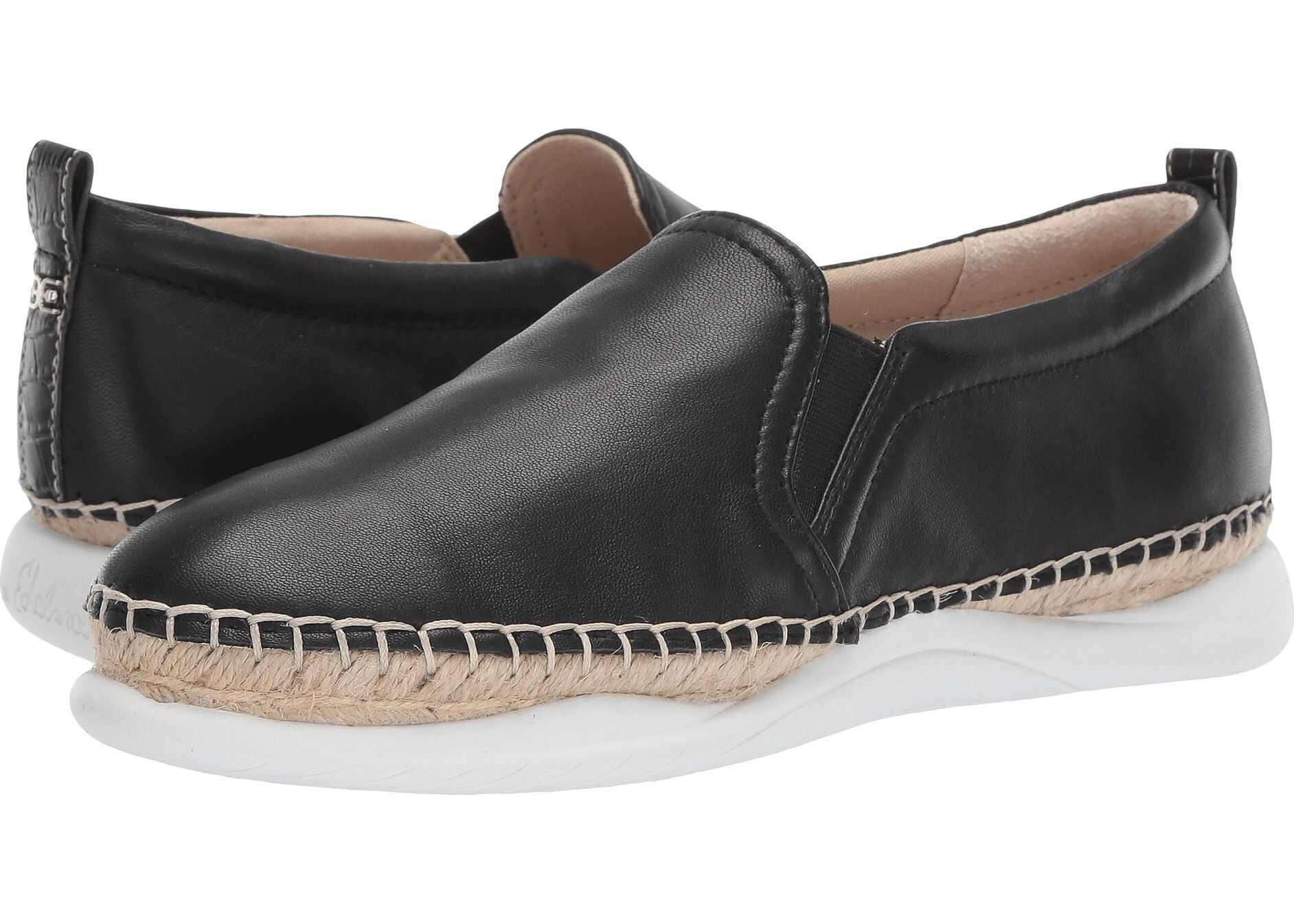 Sam Edelman Kassie Black Nappa Verona Leather