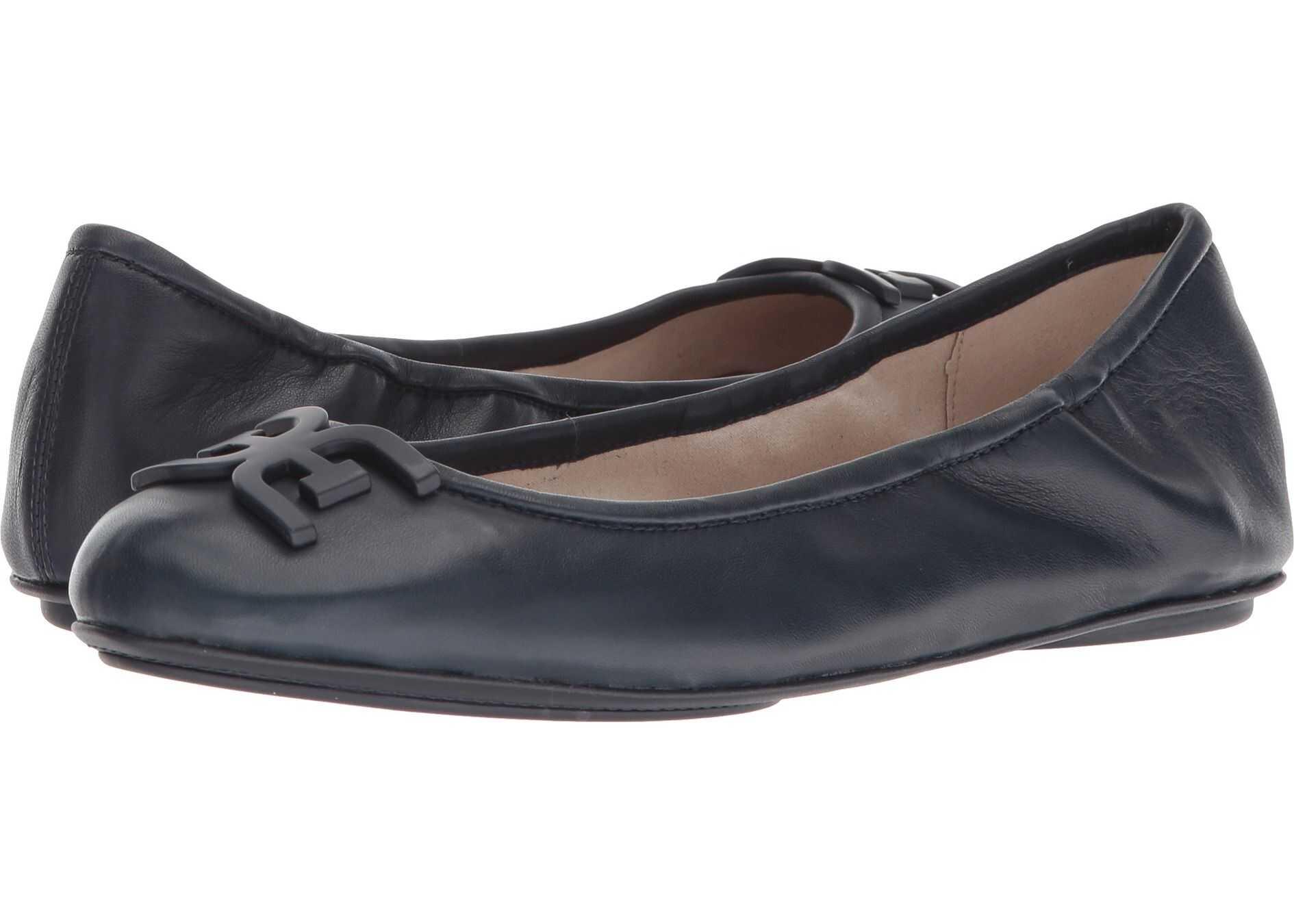 Sam Edelman Florence Seablue Nappa Luva Leather