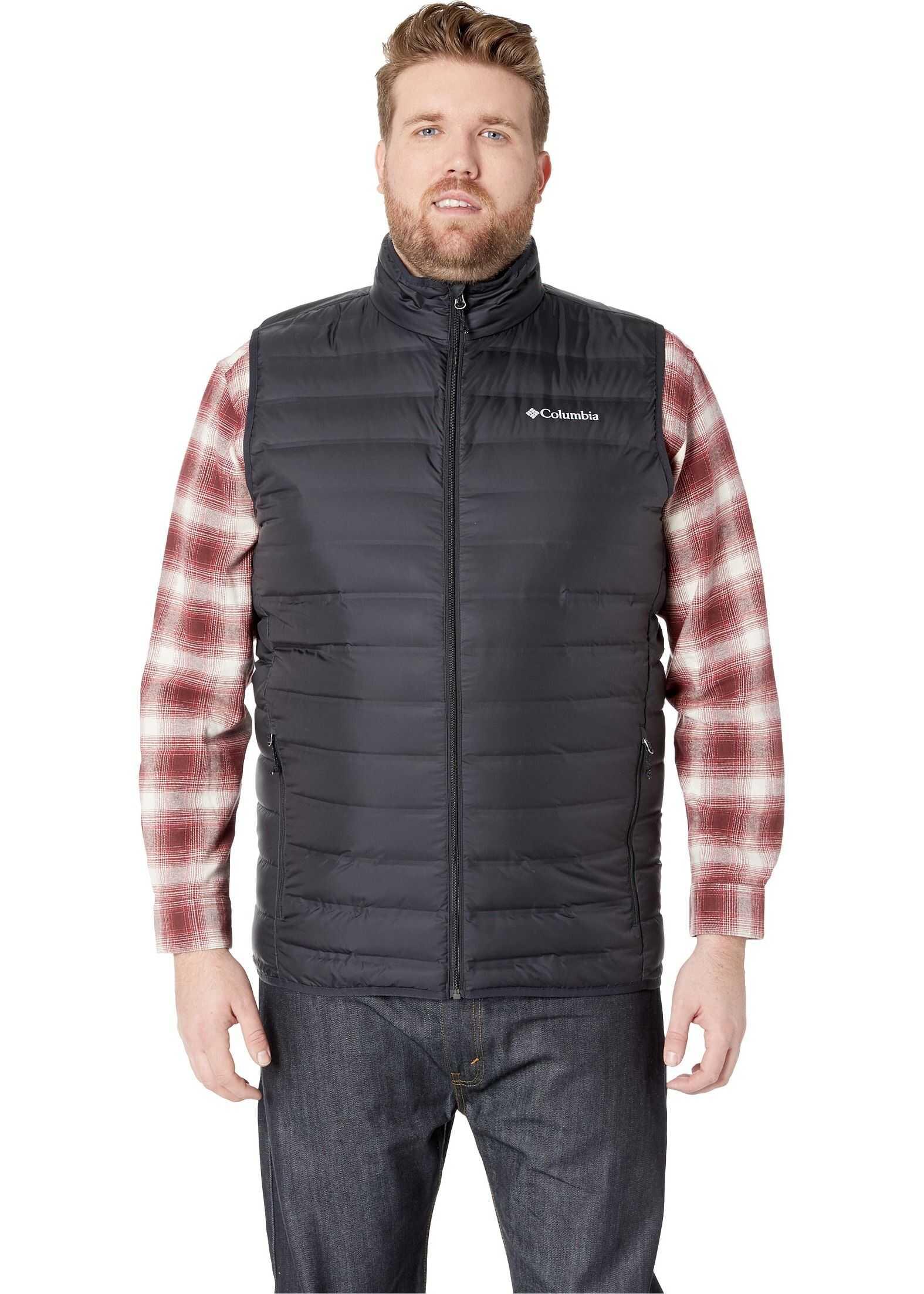 Columbia Big & Tall Lake 22™ Down Vest Black