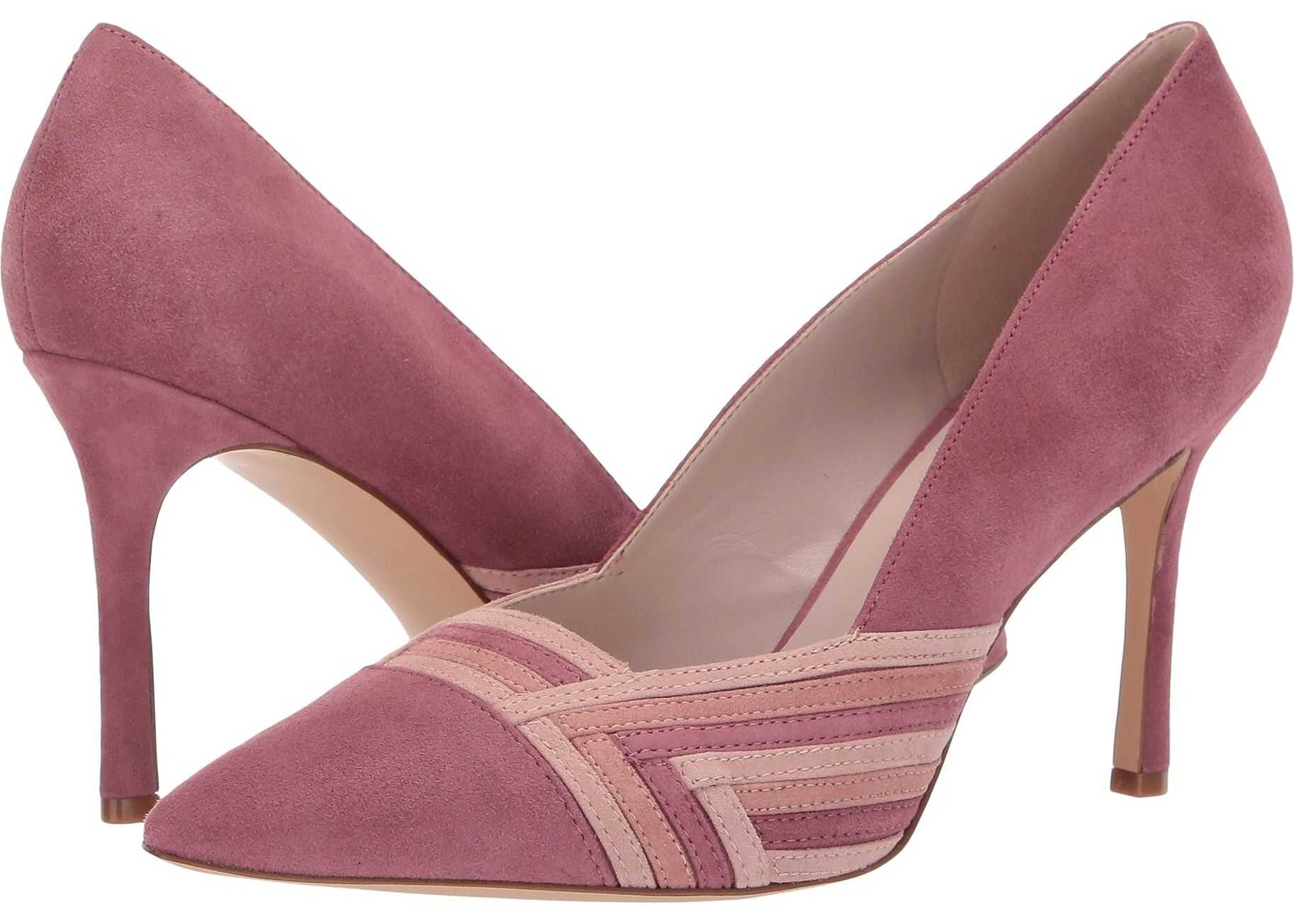 Nine West Eugene Pump Peony/Dusty Coral/Modern Pink