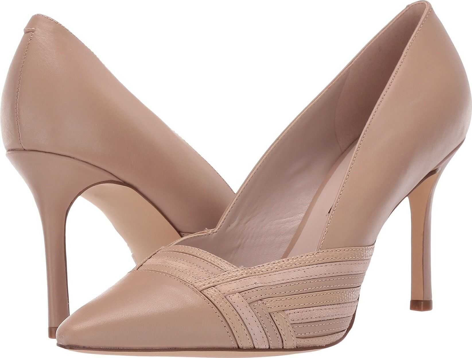 Nine West Eugene Pump Barely Nude/Barely Nude/Barely Nude
