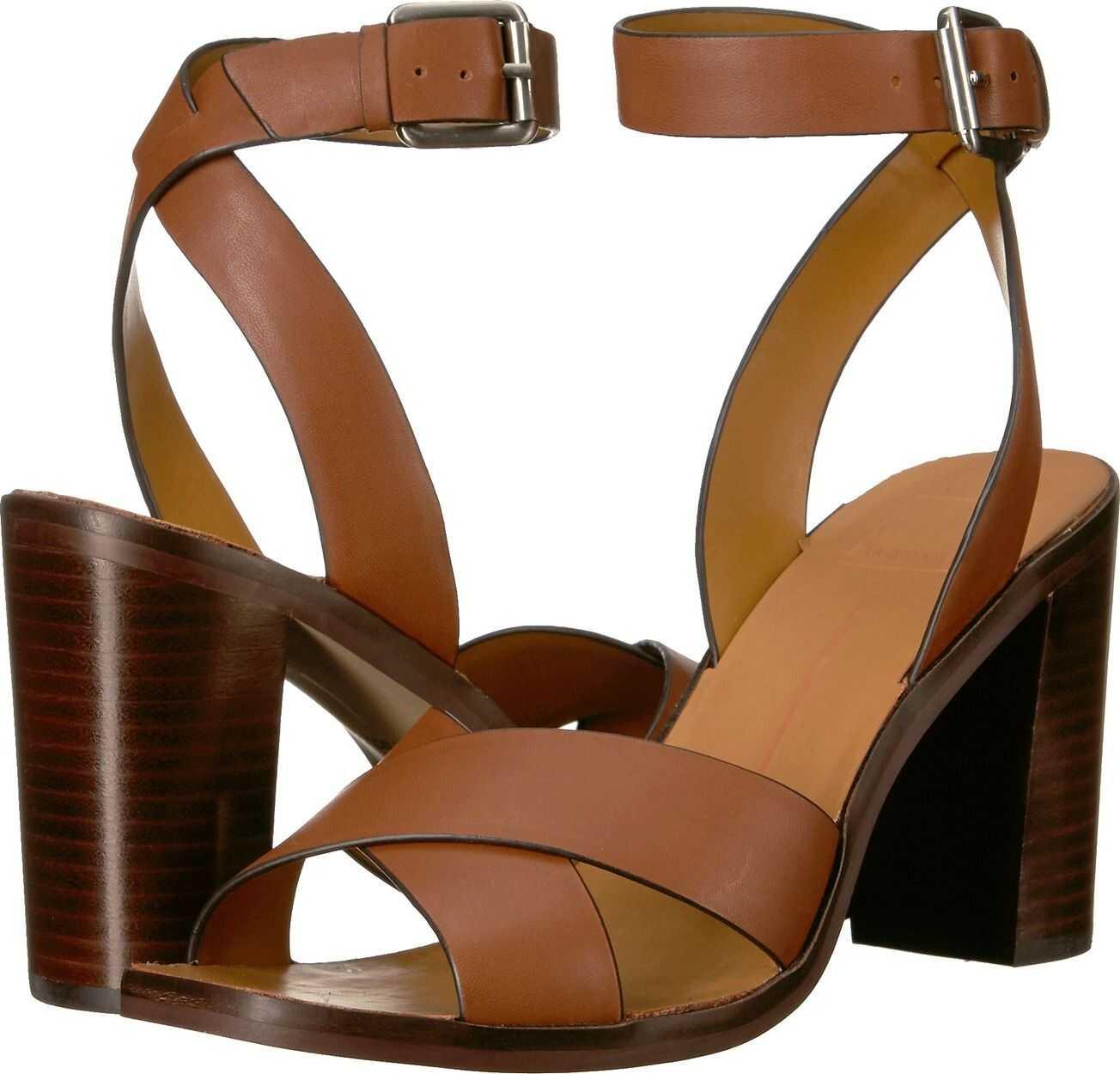 Dolce Vita Nala Brown Leather