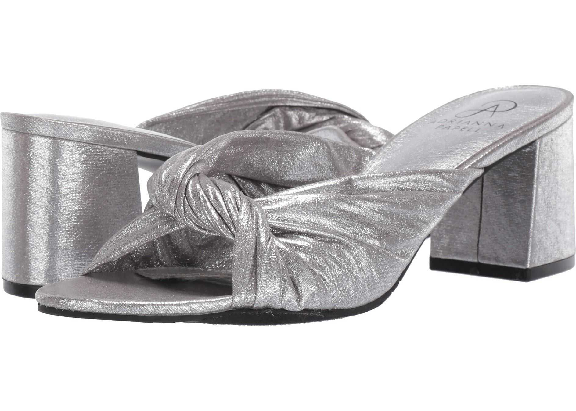 Adrianna Papell Anya Silver Sterling Metallic