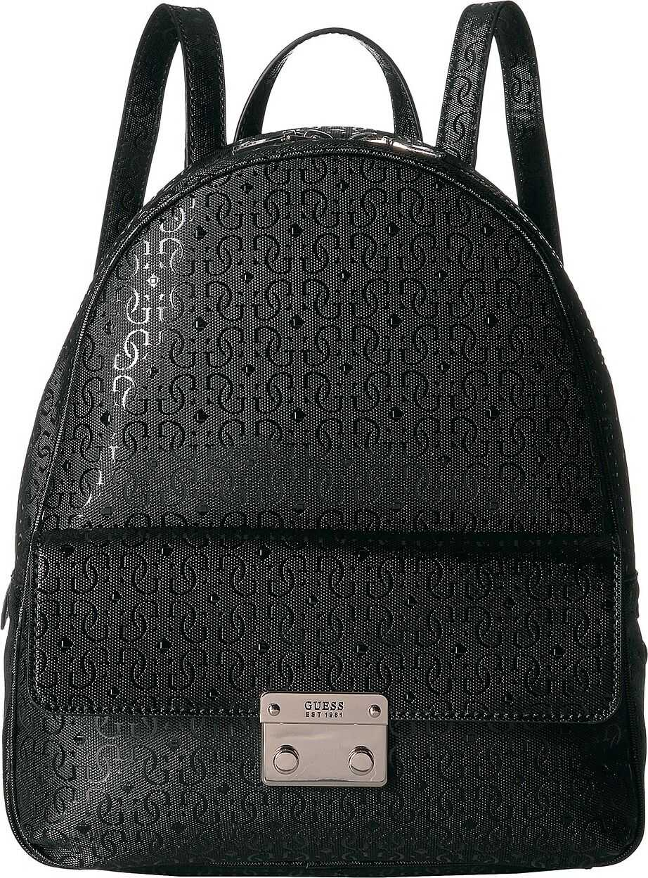 GUESS Tamra Small Backpack Black 1