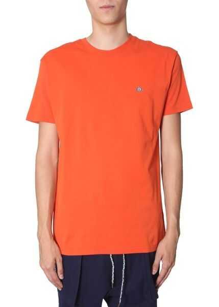 Tricouri Barbati Vivienne Westwood Round Neck T-Shirt