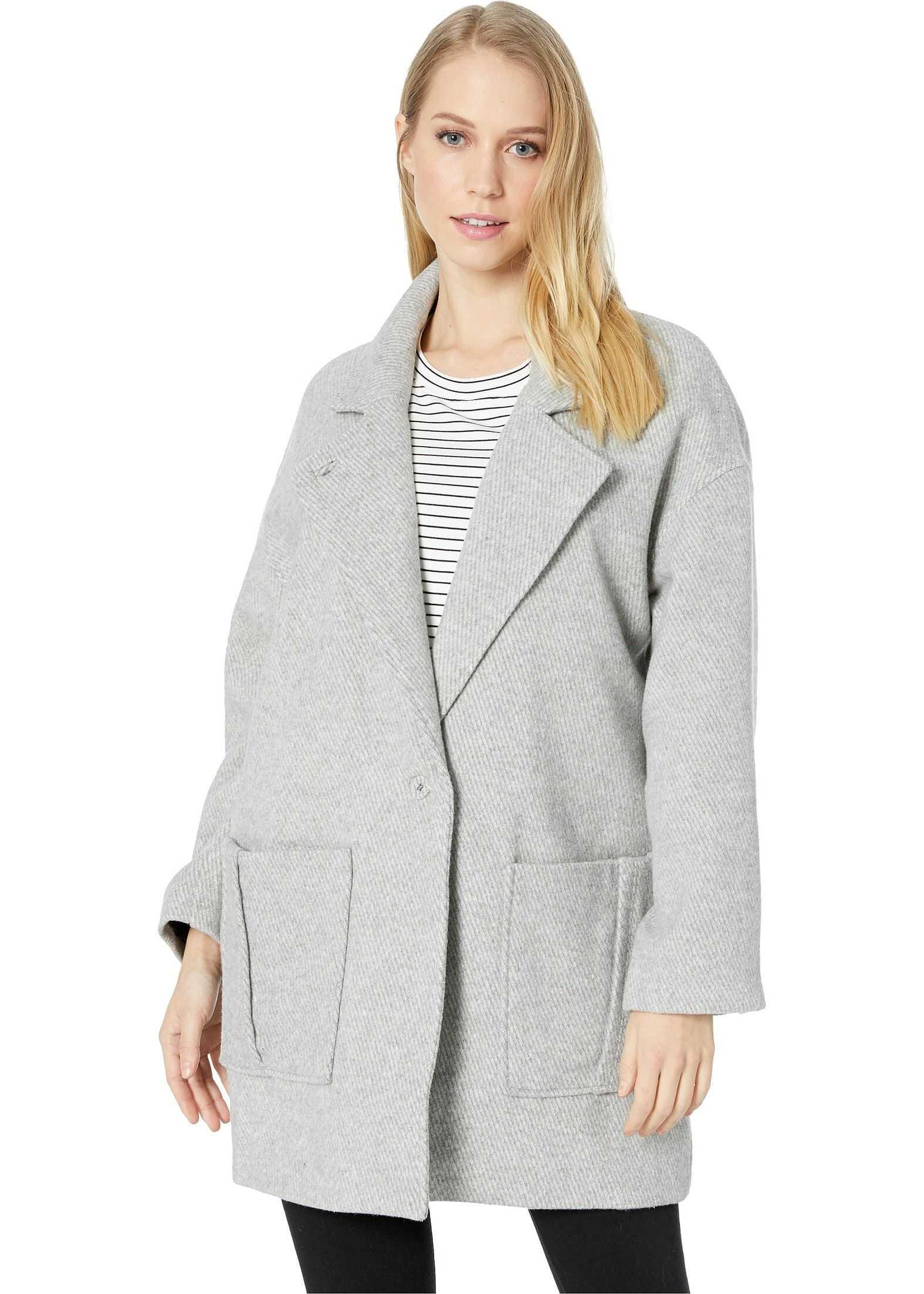 Volcom Volcoon Coat Heather Grey