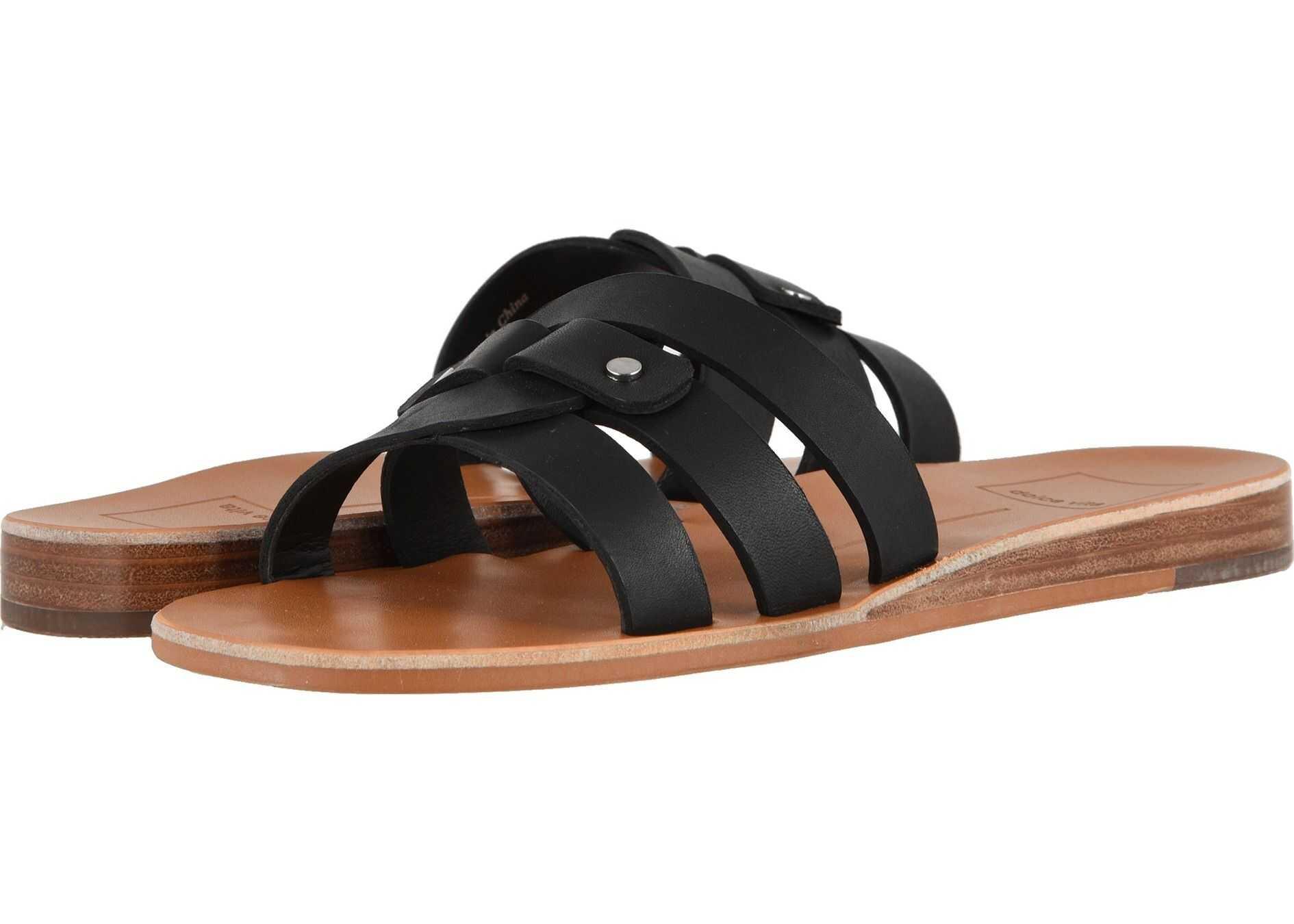 Dolce Vita Cait Black Leather