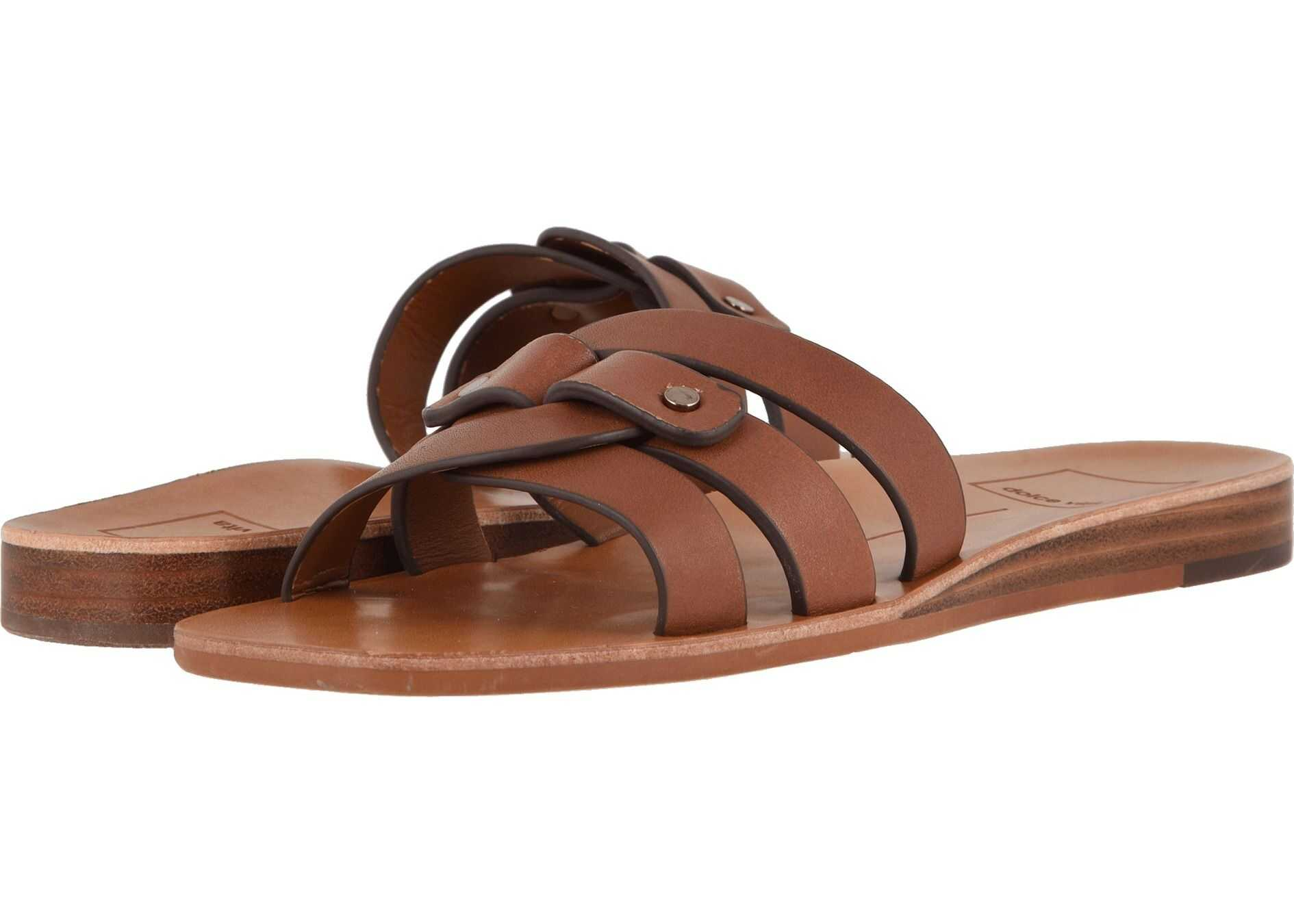 Dolce Vita Cait Brown Leather