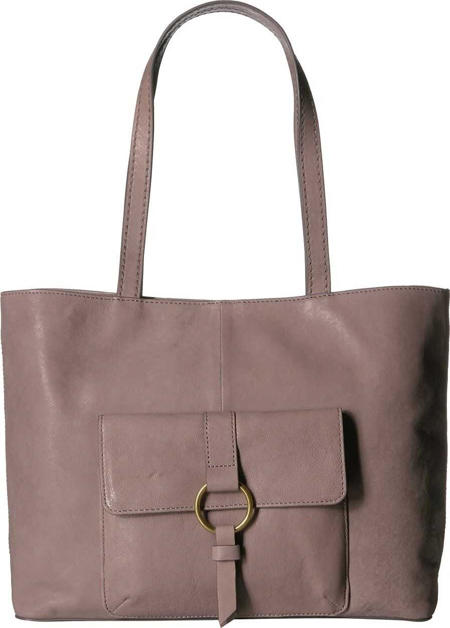 Frye Madison Harness Tote Stone