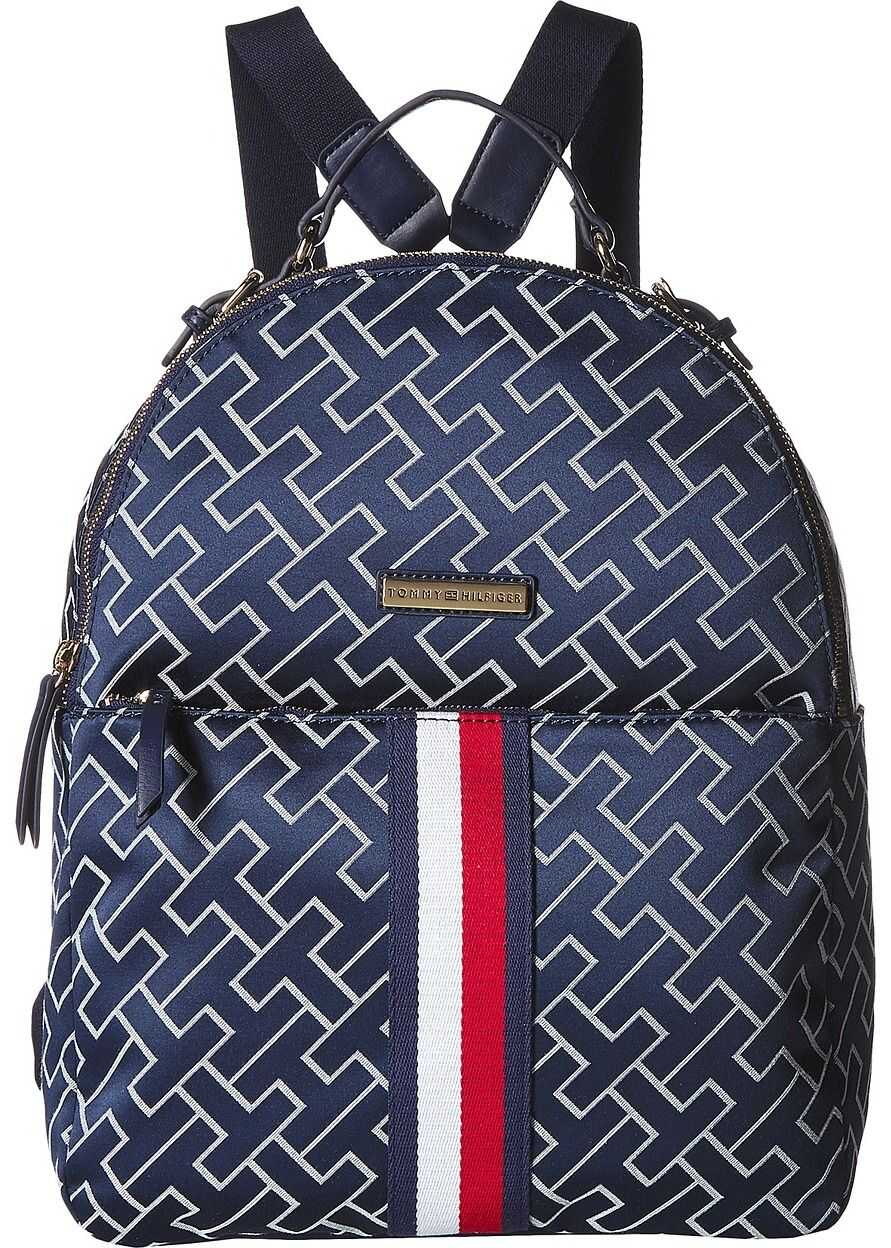 Tommy Hilfiger Mira Backpack Navy/White