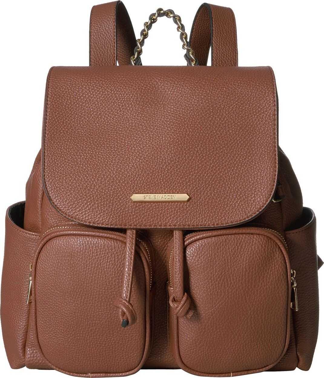 Steve Madden Bmave Backpack Cognac