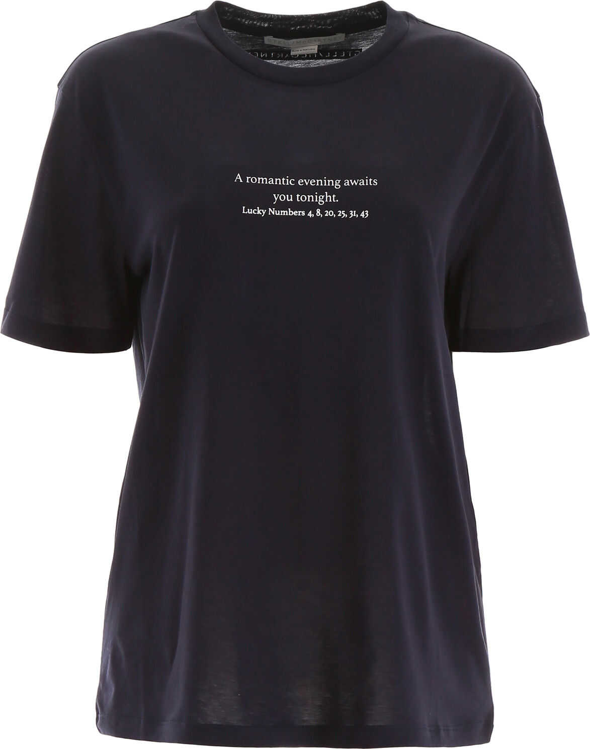 adidas by Stella McCartney Lucky Numbers T-Shirt INK