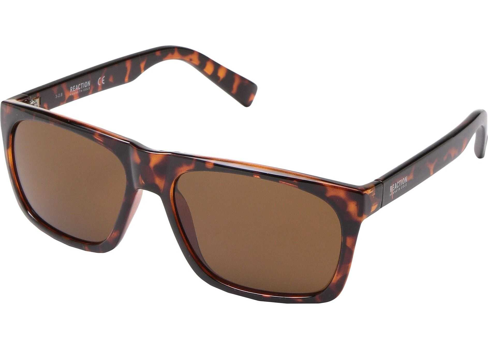 Kenneth Cole Reaction KC2842 Dark Havana/Brown