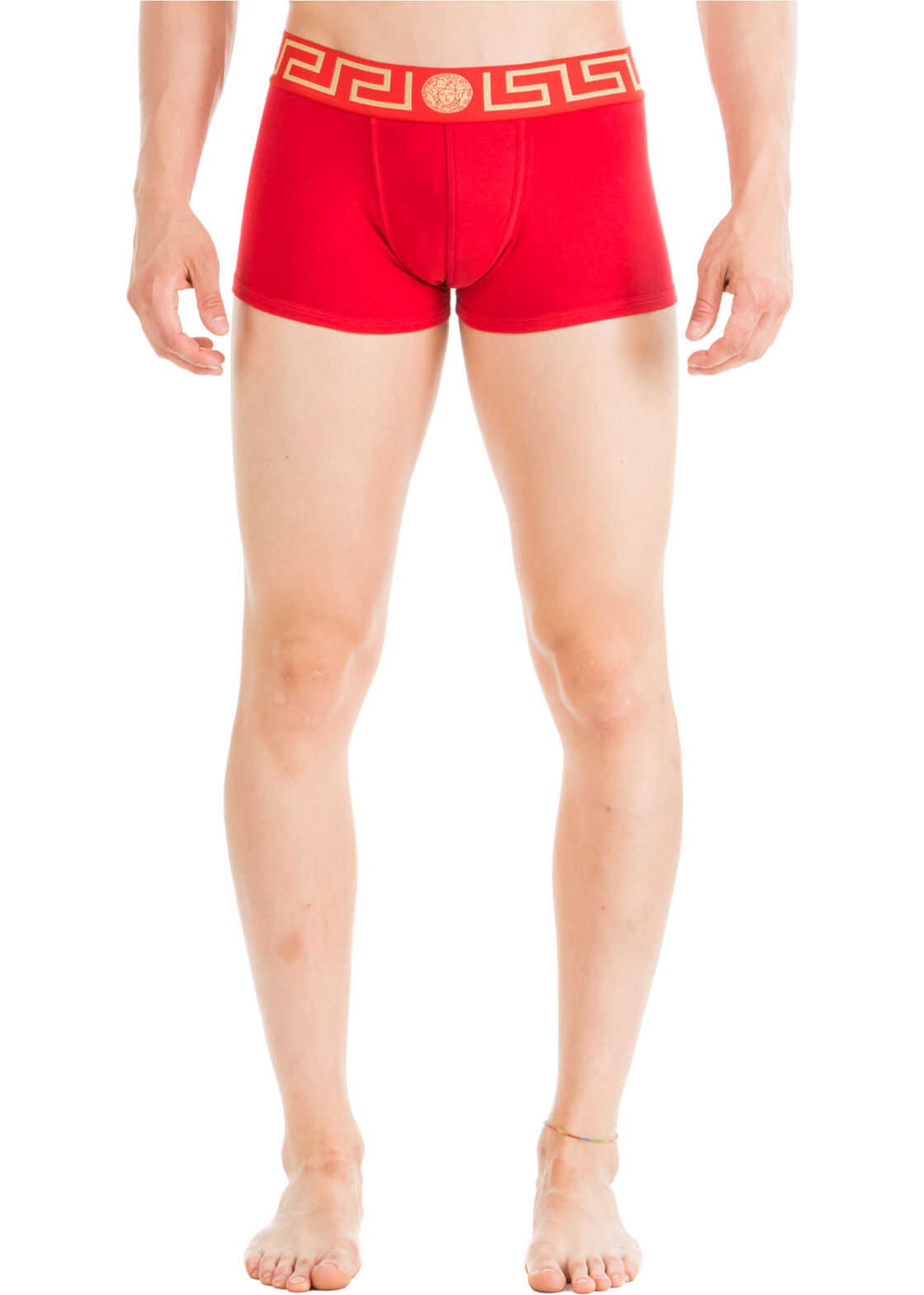 Versace Boxer Shorts Red