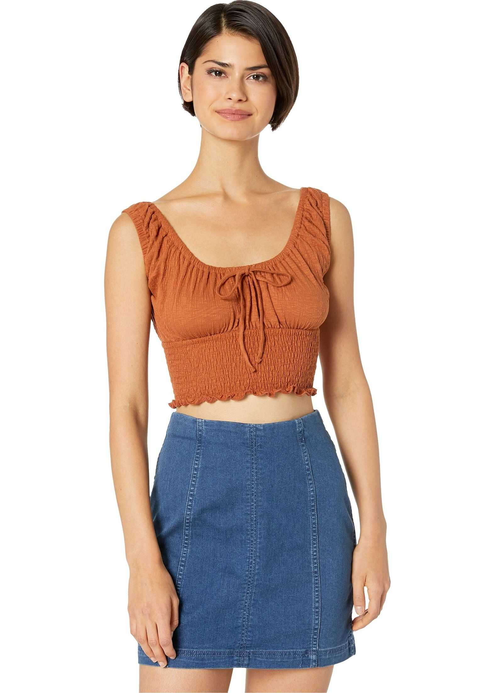 Billabong Getway Top Spice