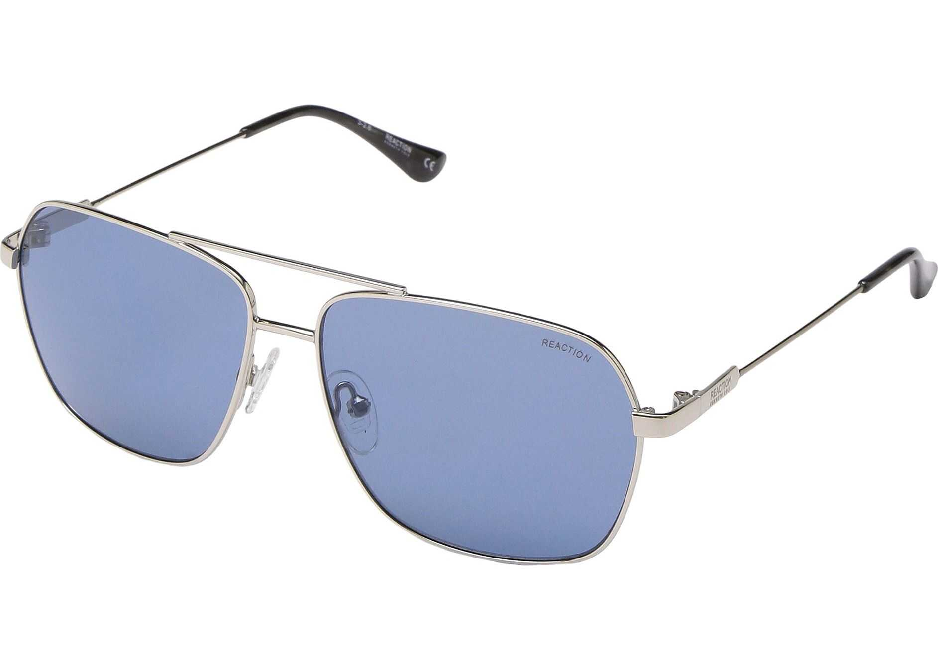 Kenneth Cole Reaction KC2868 Shiny Light Nickeltin/Blue