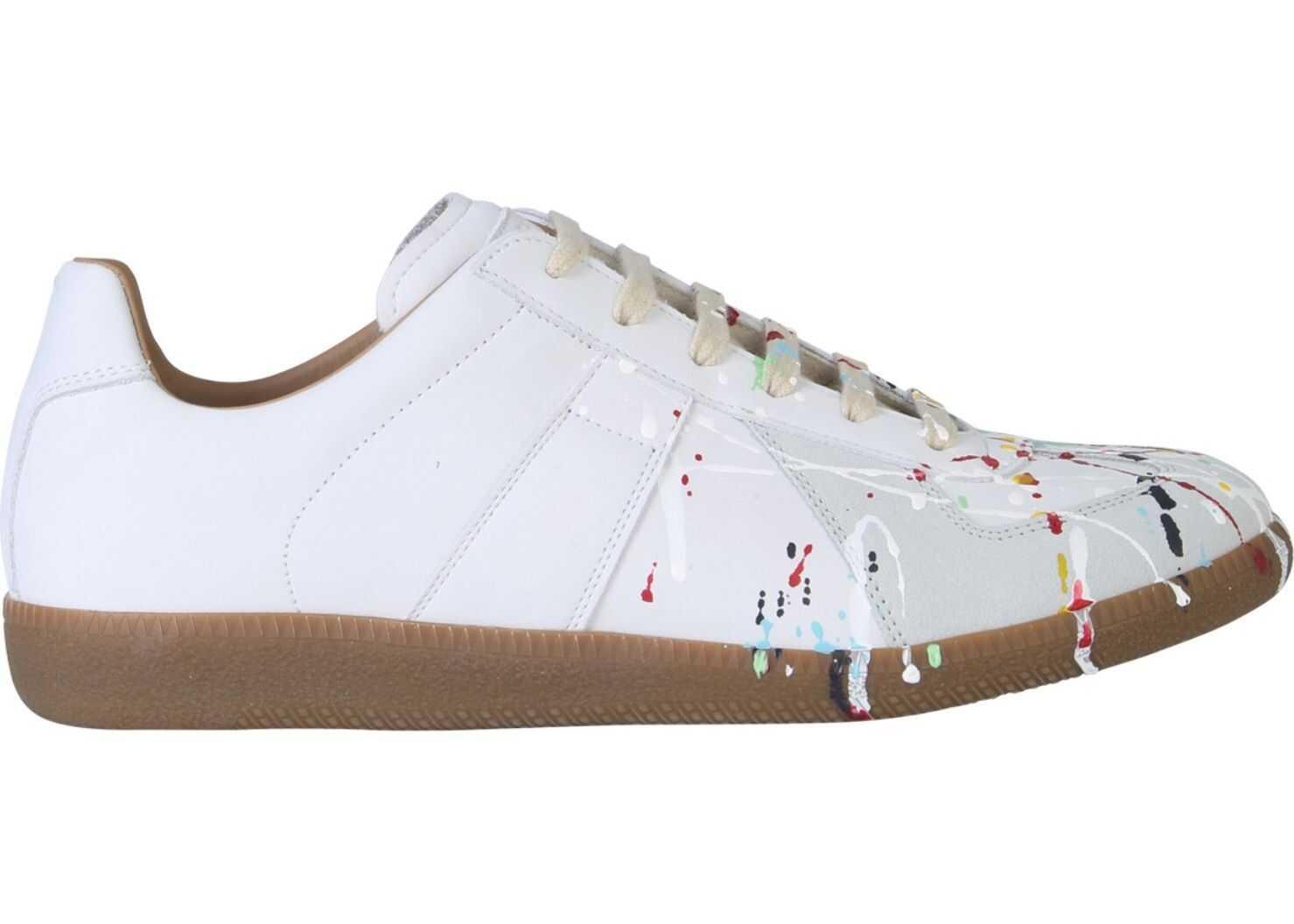 Maison Margiela Replica Sneakers WHITE