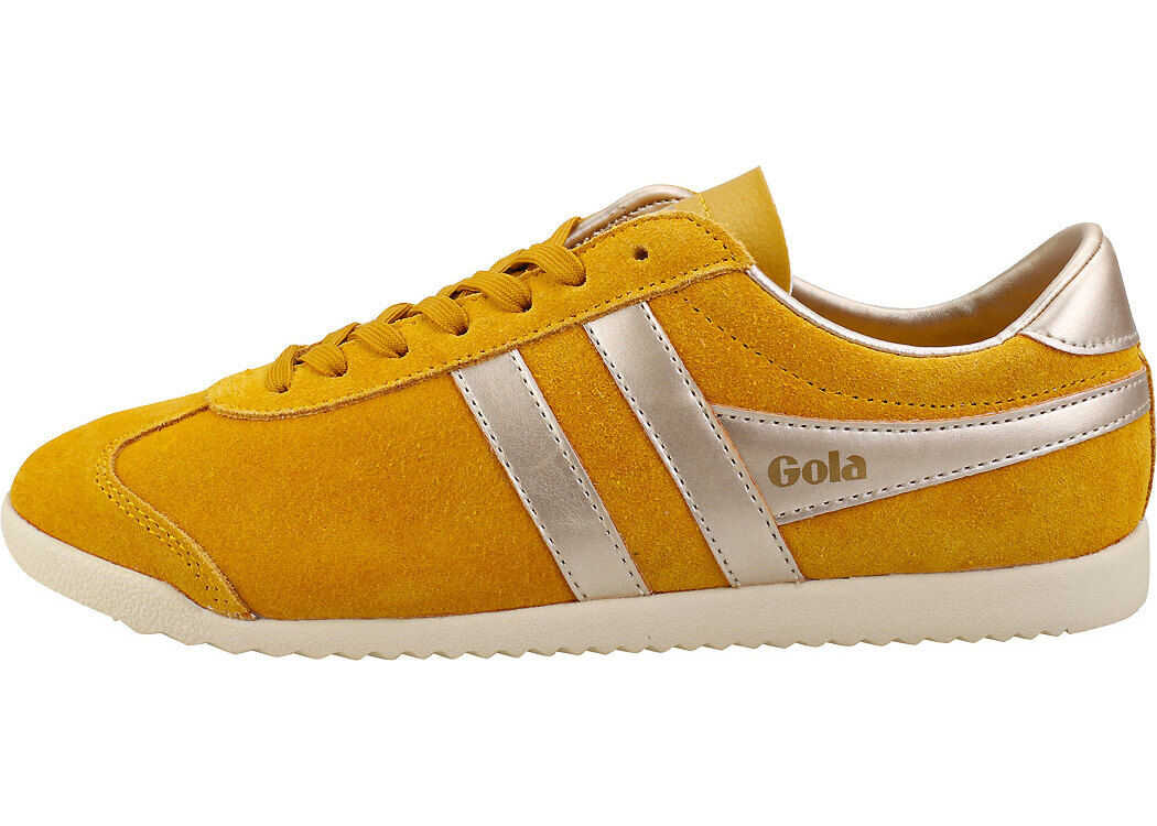 Gola Bullet Pearl Fashion Trainers In Sun Yellow