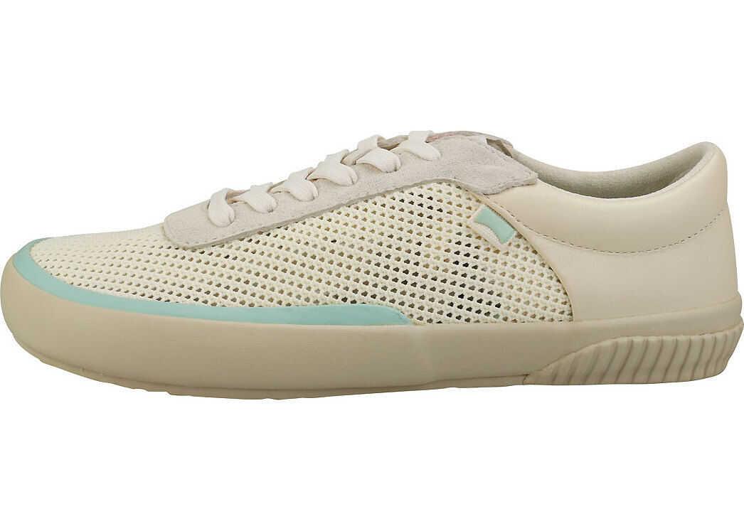 Camper Rambla Vulcan Sneaker Casual Trainers In Off White White