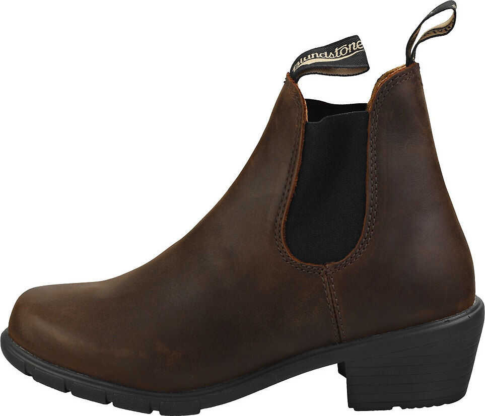 Blundstone 1673 Chelsea Boots In Brown Brown