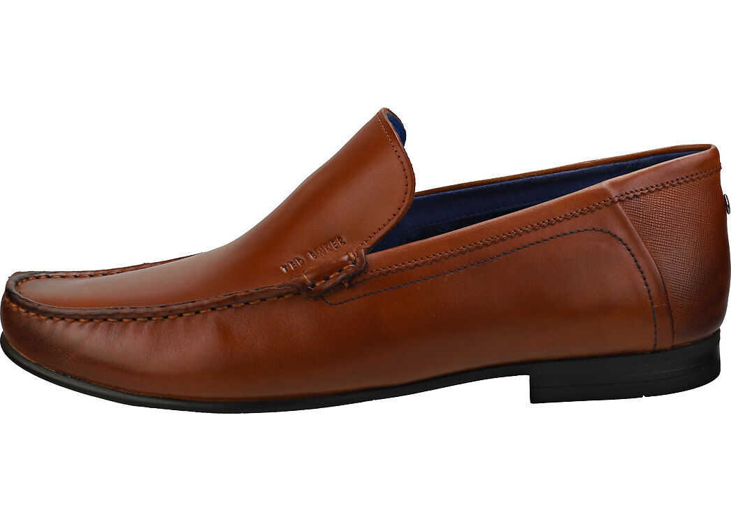 Ted Baker Lassil Smart Shoes In Tan Tan