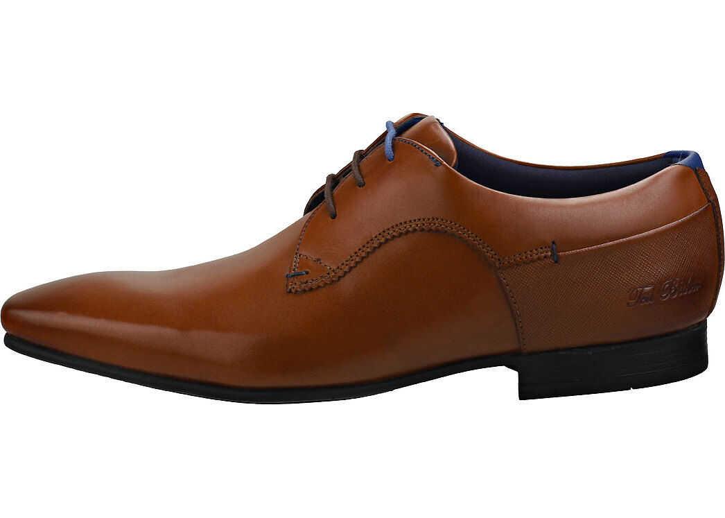 Ted Baker Tifir Smart Shoes In Tan Tan