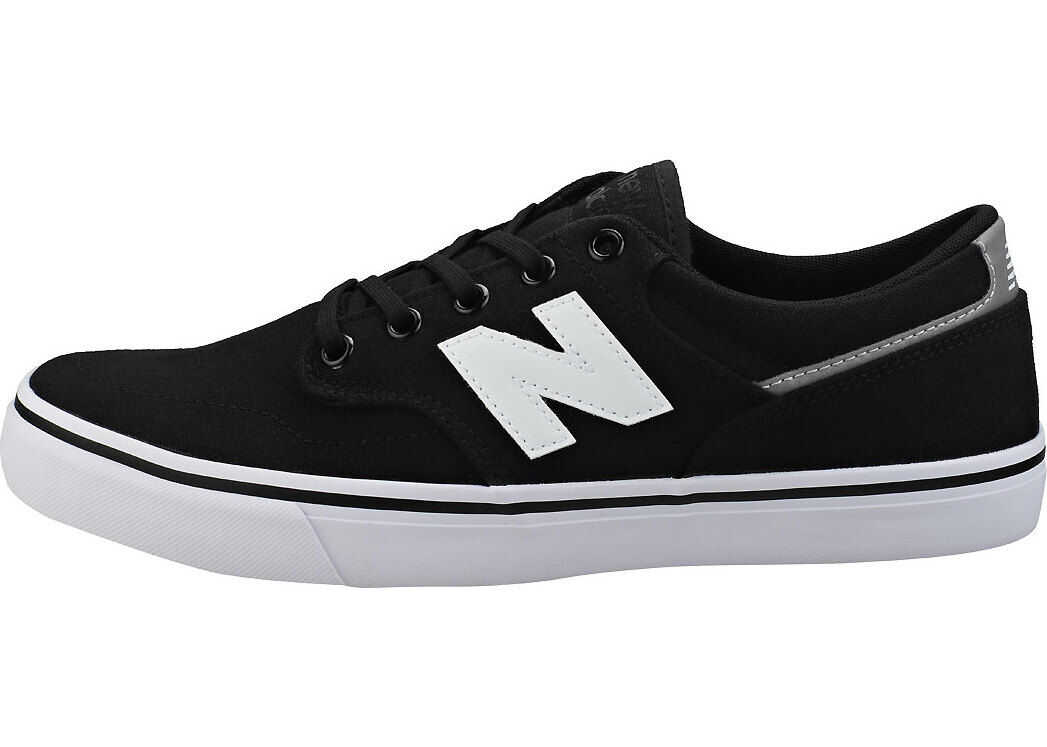 New Balance Classics Am331 Skate Trainers In Black White Black