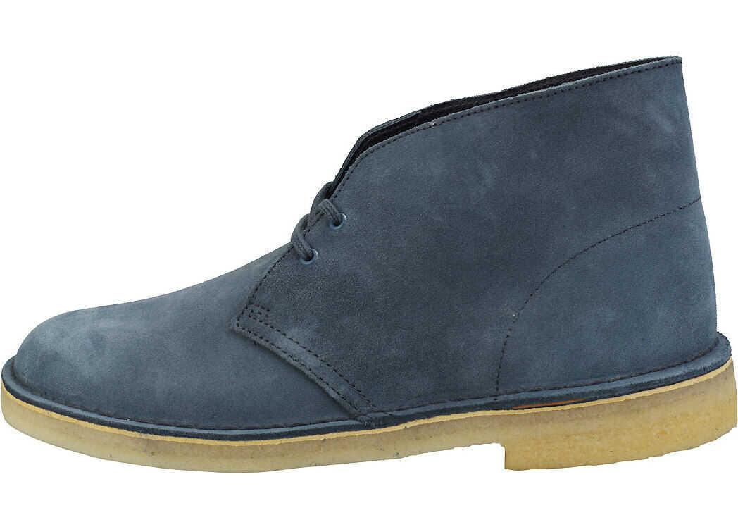 Clarks Desert Boot Desert Boots In Blue Blue